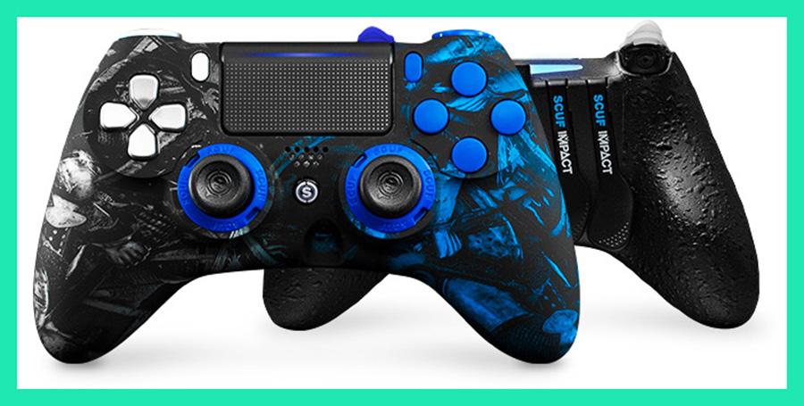 Custom Controller Gift For Avid Gamers