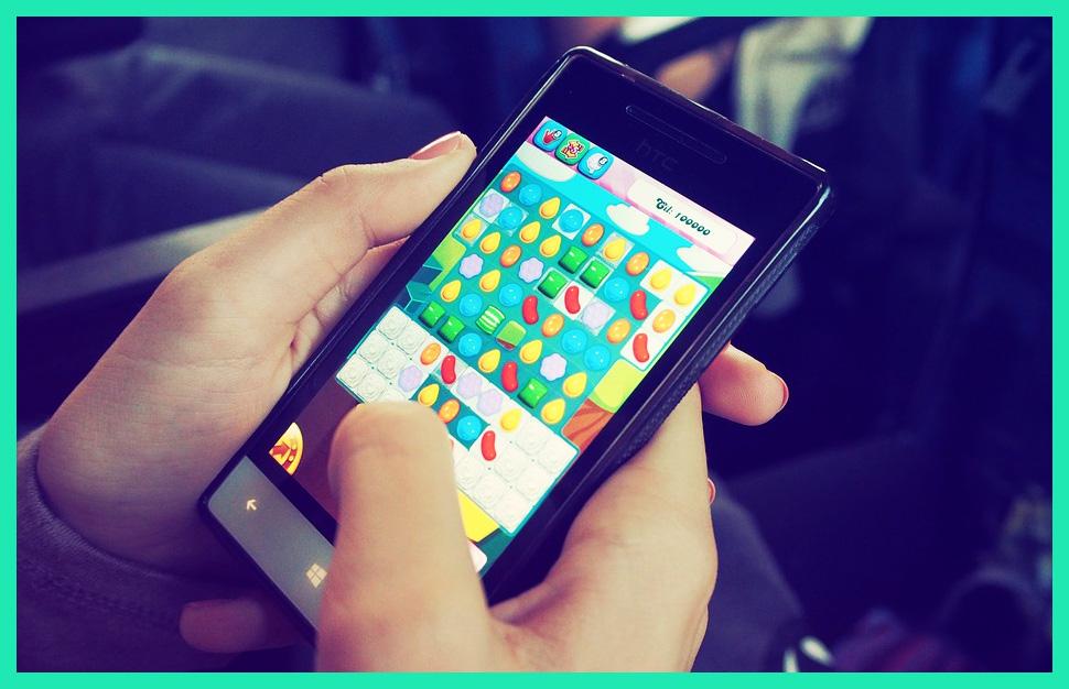 Gaming Smart Phones